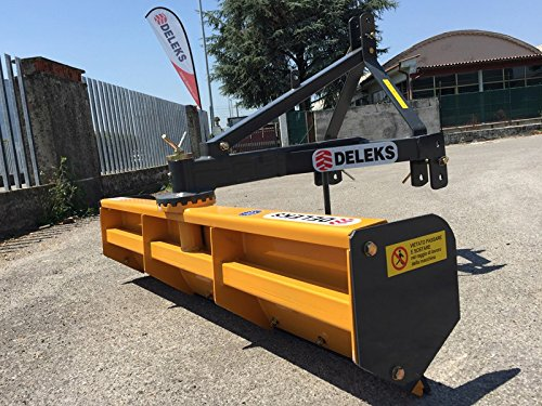 Planierschild, Räumschild 360° drehbar fur traktoren 16-40 Ps - DL-140