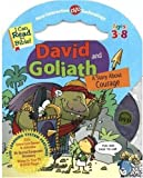 David And Goliath: A Story About Courage (I Can Read the Bible)