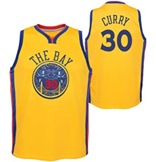 finest selection 4d48a dc873 Stephen Curry Golden State Warriors Hardwood Classics Adidas ...