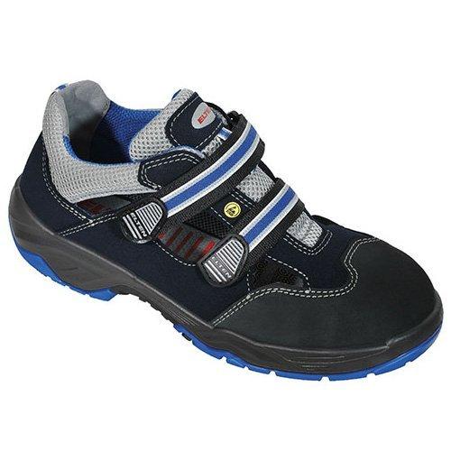 Elten 2063013 - Sencillos zapatos runabout seguridad s1 esd talla 42