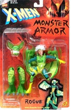 X-Men Monster Armor Rogue Action Figure