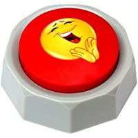 RIBOSY Applause Button - Button Applauds When Pressed - Hype Up Your Life (Batteries Included)