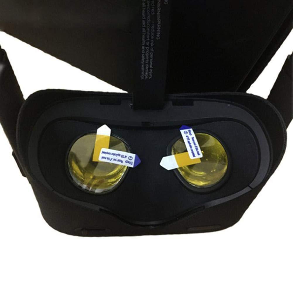 Protector de Pantalla HD Clear Film para Oculus Quest Oculus Rift S Sunronal Protector de Lente de Realidad Virtual 2 Pares