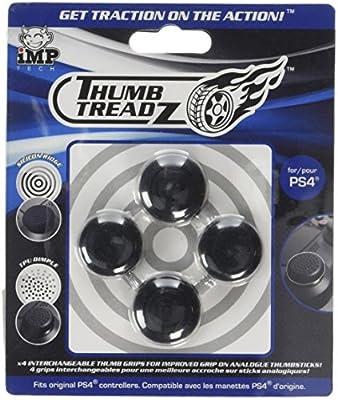 Trigger Treadz Thumb Treadz 4-Pack (PS4), [Importado de UK ...