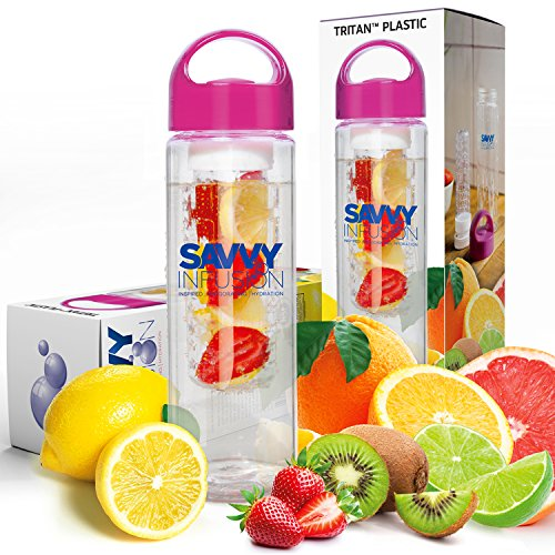 Savvy Infusion Naturally Sparkling Beverages product image