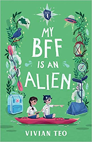 My BFF is An Alien