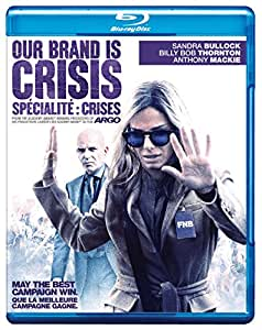 Our Brand Is Crisis [Blu-ray + Digital Copy]