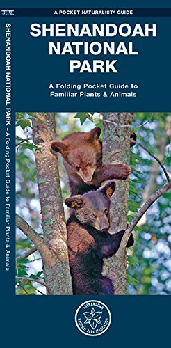 Shenandoah National Park: A  Folding Pocket Guide to Familiar Plants & Animals (A Pocket Naturalist Guide)