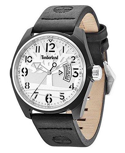 Timberland Men's 13679JLBS_04 3 Hands Date Watch