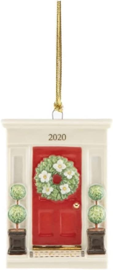 Lenox 2020 Welcome Home Ornament, 0.30 LB, Multi