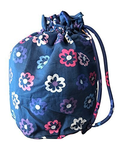 Vera Bradley Ditty Bag, Ellie Flowers
