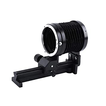 Fuelle Macro Fuelle de extensi/ón de Montaje de tr/ípode para Lente para c/ámara Canon EOS EF Mount Focus Tangxi Fuelle Macro