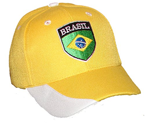 pam-gm-little-boys-brazil-soccer-caps-for-toddlers-yellow-2-7-years