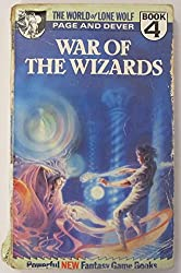 War of the Wizards (World of Lone Wolf)