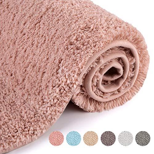 VANZAVANZU Soft Absorbent Non Slip Bathroom Rugs 20