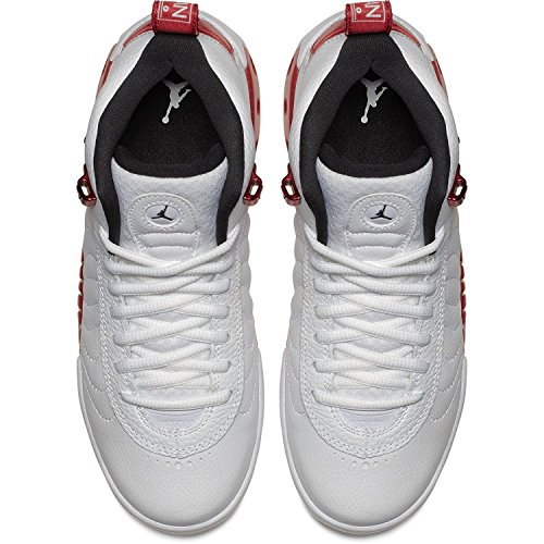 Nike Jordan Kinder Jordan Jumpman Pro BG Weiß / Schwarz-Gymnastik Rot