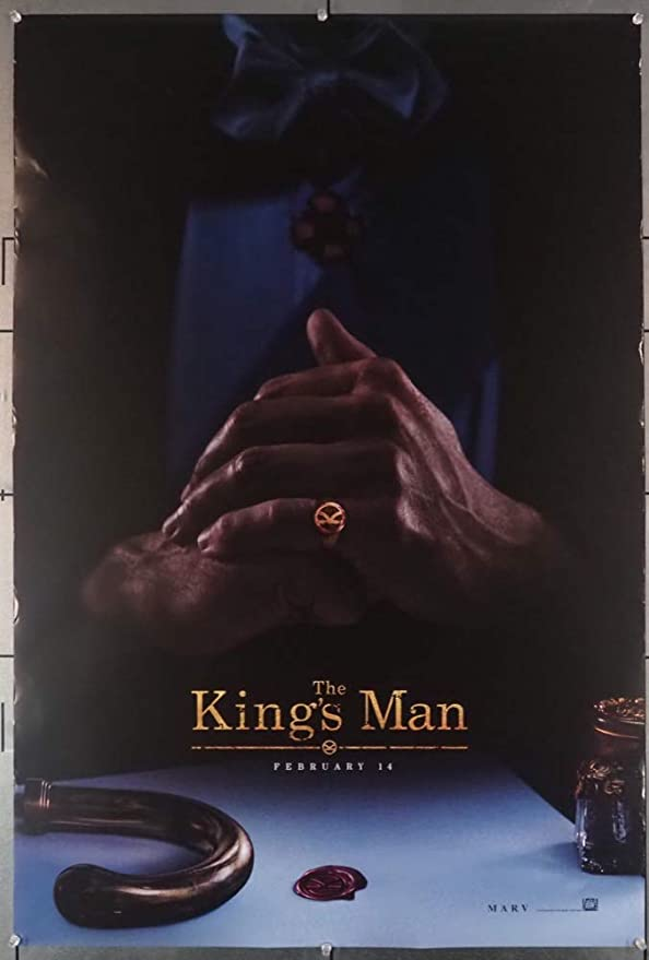 Details about  /P937 Art The King/'s Man Movie 2020 Light Canvas Poster 40 24x36 Gift