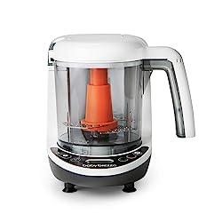 Babybrezza - Food Maker Deluxe - Robot Multifonction Bébé - Chauffe à la Vapeur Et Mixe Les Aliments par Simple Pression d'un Bouton