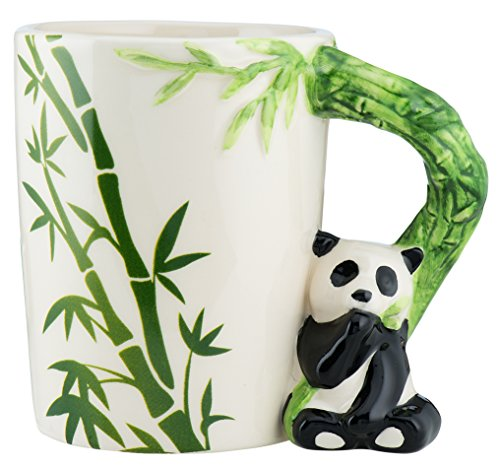 Decodyne Wildlife Series Coffee Mug (Panda) by Decodyne