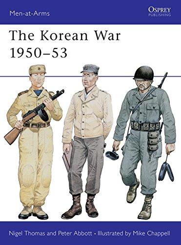 The Korean War 1950–53 (Men-at-Arms) (Series Game World 1953)