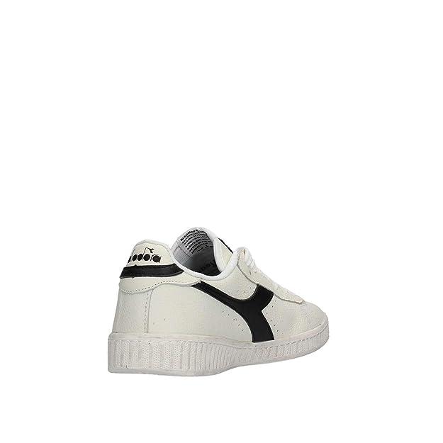 Low Chaussures et de Mixte L Game Chaussures Gymnastique Sacs Waxed Adulte Diadora 1qA4xnw