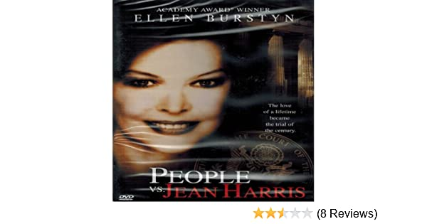 Amazon.com: The People vs. Jean Harris: Ellen Burstyn, Martin Balsam, Richard Dysart, Peter Coyote, Priscilla Morrill, Al Ruscio, Milton Selzer, ...