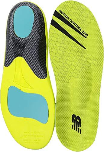 Motion Shoes Running Women Control (New Balance Insoles 3210 Motion Control Shoe, neon Green, Medium/M 8-8.5, W 9.5-10 D US)