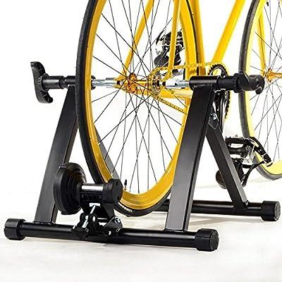 Gotobuy Premium Steel Bike Bicycle Indoor Exercise Trainer Stand