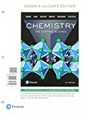 Chemistry: The Central Science, Books a la Carte Plus Mastering Chemistry with Pearson eText -- Access Card Package (14th Edition)