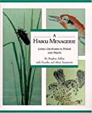 img - for Haiku Menagerie: Living Creatures In Poems And Prints by Stephen Addiss (1992-10-01) book / textbook / text book