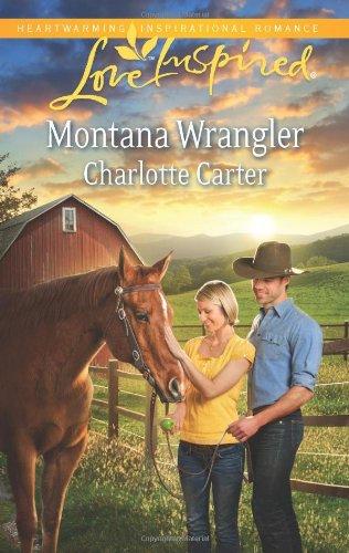 book cover of Montana Wrangler