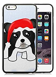 Individualization Case Cover For HTC One M9 Christmas Dog Black Case Cover For HTC One M9 PC Case 25