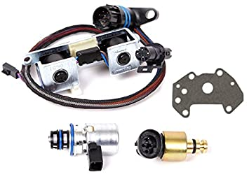 A500 A518 42RE 44RE 46RE Transmission Solenoid Kit 1996-1999  Transmission Wiring Diagram on