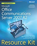 img - for Microsoft  Office Communications Server 2007 R2 Resource Kit book / textbook / text book