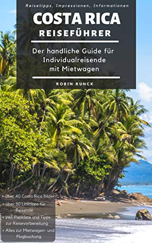 Amazon Com Reisefuhrer Costa Rica Der Handliche Guide Fur