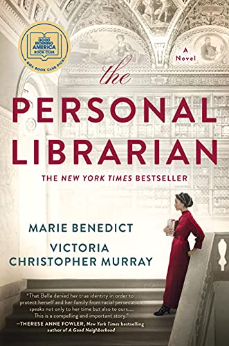 Poster. The Personal Librarian (2021)
