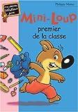 """Afficher """"Mini-Loup Mini-Loup premier de la classe"""""""