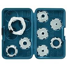 Bosch RA1128 8-Piece Template Guide Set