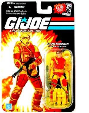 "G.I. JOE Hasbro 3 3/4"" Wave 13 Action Figure Blowtorch"