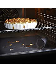 Quailitas Universal Teflon Oven Cooker Liner Non Stick Heavy Duty Lining (Pack of 2)