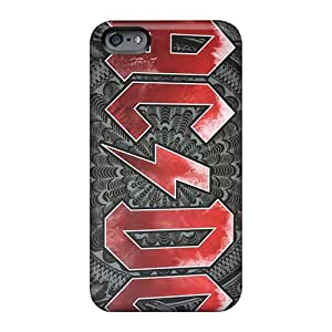 Perfect Hard Phone Case For Iphone 6plus With Support Your Personal Customized Lifelike Ac Dc Band Skin TammyCullen