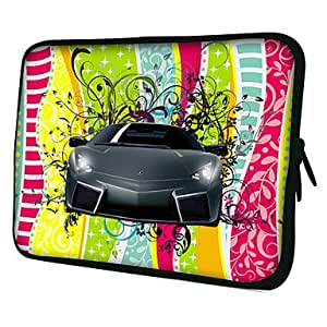 "Supercar 7"" 10"" Protective Sleeve Case for P3100/P6800/P5100/N8000/Microsoft Surface , 10"""