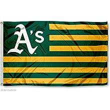 Oakland A's Nation Flag 3x5 Banner