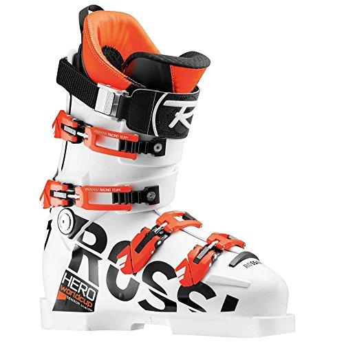 Rossignol 2016 Hero World Cup SI ZJ+ White SKI Boots