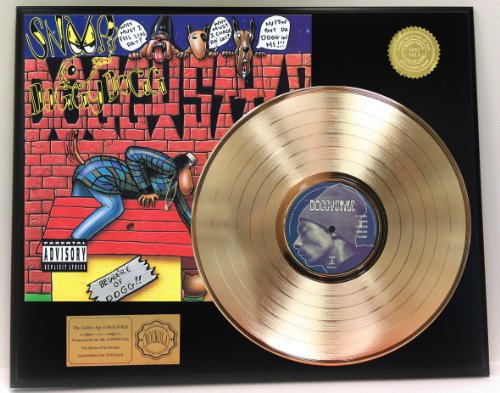 Limited Edition Gold Record (Snoop Dog