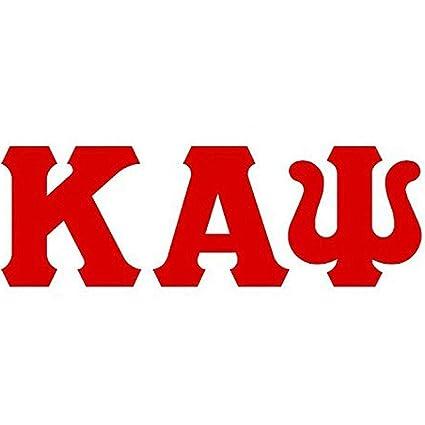 Image result for kappa alpha psi greek letters