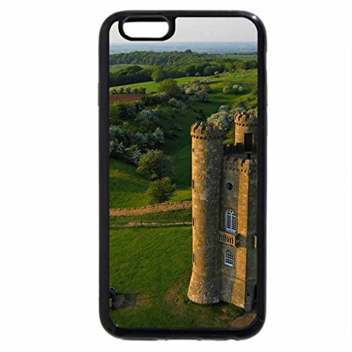 iPhone 6S / iPhone 6 Case (Black) Broadway Tower, Worcestershire,England