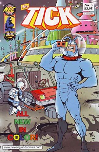 Tick Color, The #3 FN ; NEC comic book