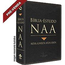 NAA Bíblia de Estudo Nova Almeida Atualizada