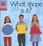 What Shape Is It?, Henry Pluckrose, 1597710393